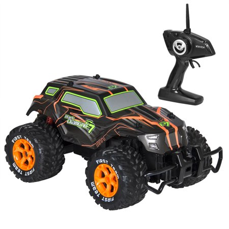 Best Choice Products 1:12 2.4G Remote Control Sports Truck High Speed RC Car w/ USB Charger-