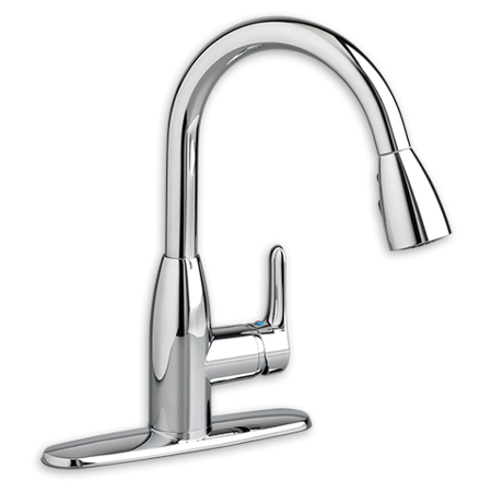American Standard Colony Soft 2 2 Gpm Single Handle Pull Down