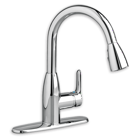 American Standard Colony Soft 2.2 GPM Single-Handle Pull Down Kitchen Faucet in Chrome