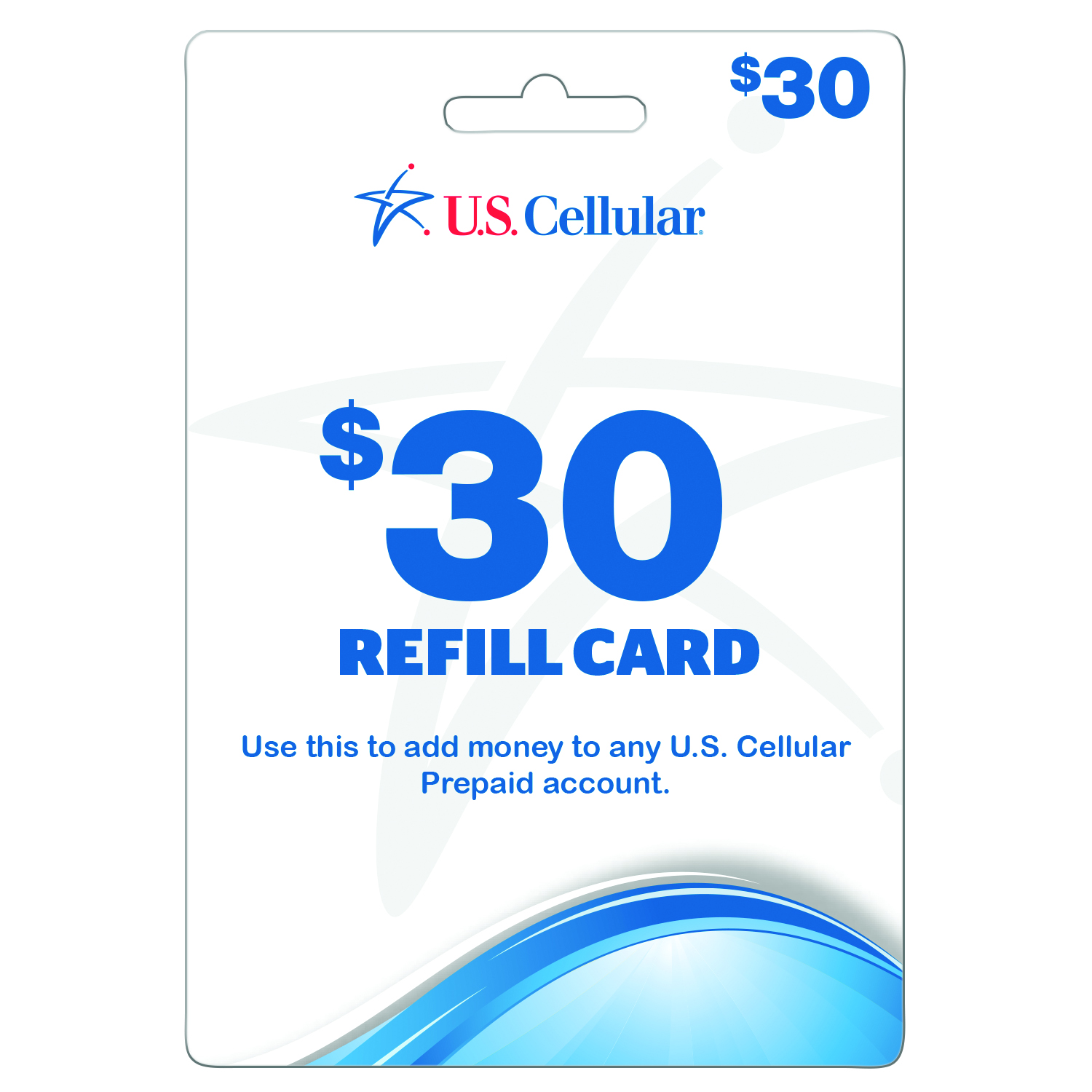 US Cellular $30 (Email Delivery)