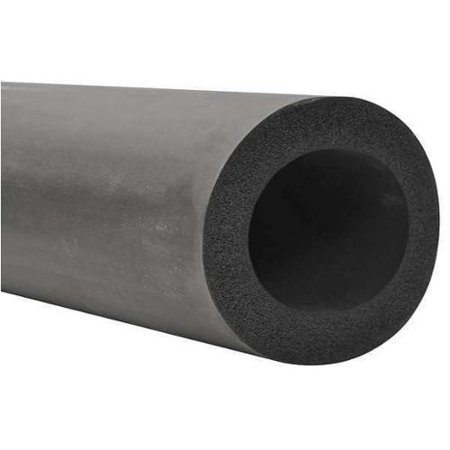 "AEROFLEX 1-7/8"" x 6 ft. EPDM Pipe Insulation 3/8"" Wall, 218-AC17838"
