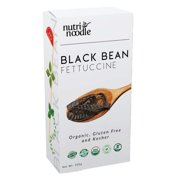 NutriNoodle Organic Black Bean Protein Fettuccine Size: 6-Pack