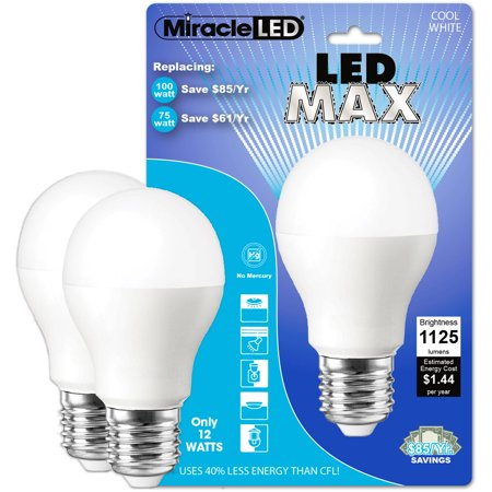 Miracle led tall ceiling led light bulb indoor light for recessed miracle led tall ceiling led light bulb indoor light for recessed cans aloadofball Image collections