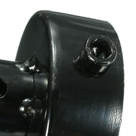 Universal Motorcycle Exhaust Pipe Can Muffler Baffle DB Killer Removable Silencer 35mm 48mm 60mm Motorbike Pit Dirt Bike ATV - image 1 de 6