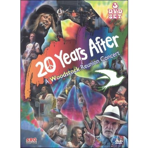 20 Years After: A Woodstock Reunion Concert, Volumes 1-3