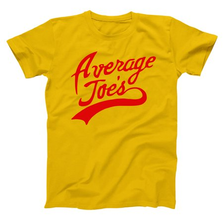 Average Joes Gym Small Gold Basic Men's - Average Joes Outfit