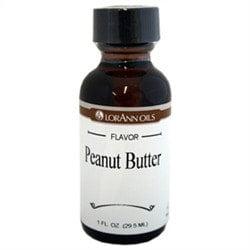 PEANUT BUTTER LorAnn Hard Candy Flavoring Oil 1 oz