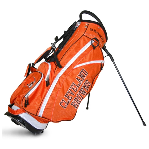 Cleveland Browns Fairway Stand Golf Bag - No Size