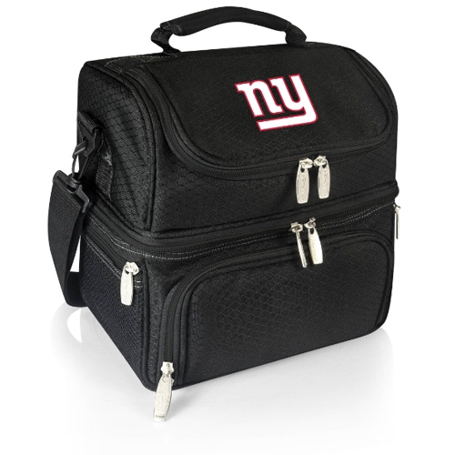NFL Lunch Box by Picnic Time, Pranzo - New York Giants, Black