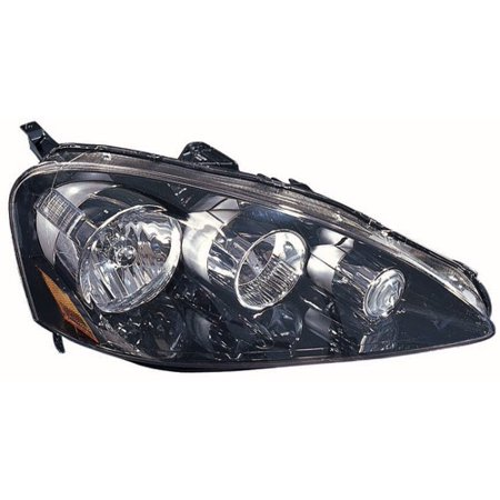 Go-Parts » 2005 - 2006 Acura RSX Front Headlight Headlamp Assembly Front Housing / Lens / Cover - Right (Passenger) Side 33101-S6M-A51 AC2519108 Replacement For Acura RSX Acura Mdx Headlight Replacement