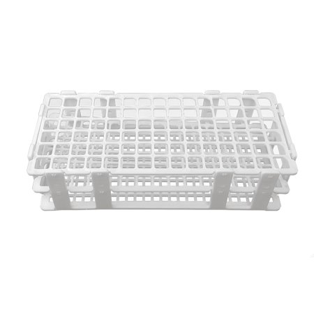 GSC International TTRK-13 Test Tube Rack - 90 Hole Rack for up to 13mm Tubes (Test Tube Rack Metal)