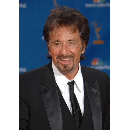 Al Pacino At Arrivals For Academy Of Television Arts & Sciences 62Nd Primetime Emmy Awards - Arrivals Canvas Art -  (16 x