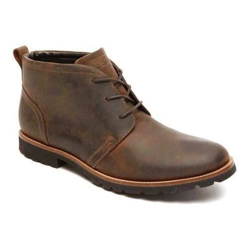 Men's Rockport Charson Lace Up Ankle Boot by Rockport