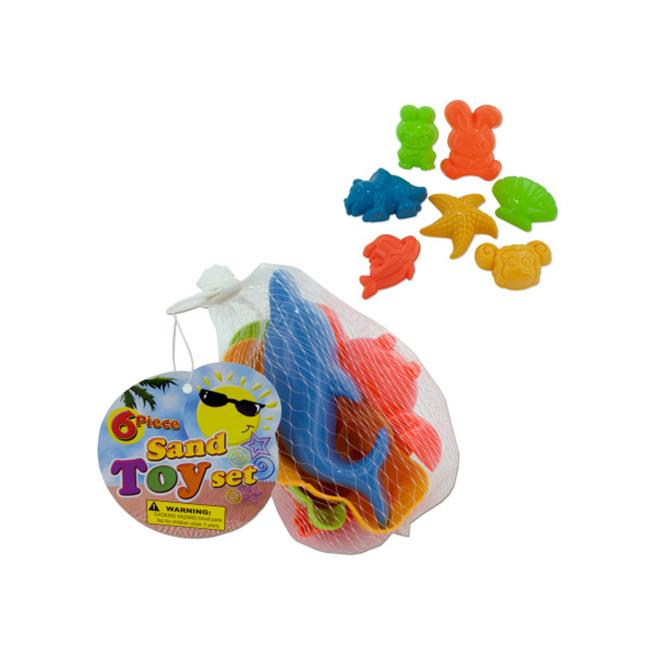 Toy sand molds Case of 48 by Bulk Buys