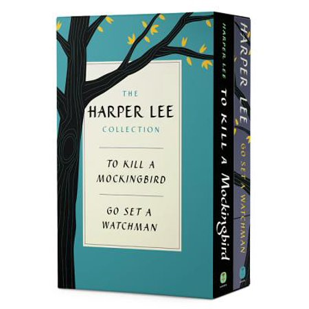 The Harper Lee Collection : To Kill a Mockingbird + Go Set a Watchman (Dual Slipcased
