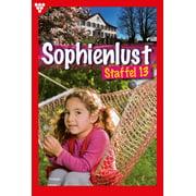 Sophienlust Staffel 13 – Familienroman - eBook