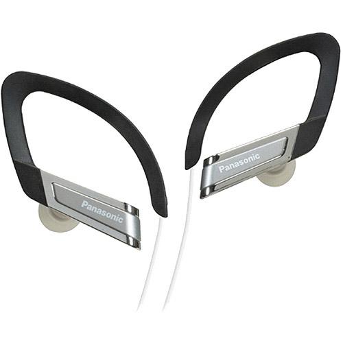 PANASONIC RP-HS220-S HS220 Sport Clip Headphones (Silver)