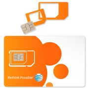 Best Sim Cards - AT&T Triple Cut 4G LTE Sim Card New Review