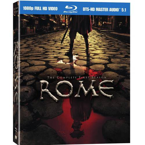 Rome: The Complete First Season (Blu-ray)