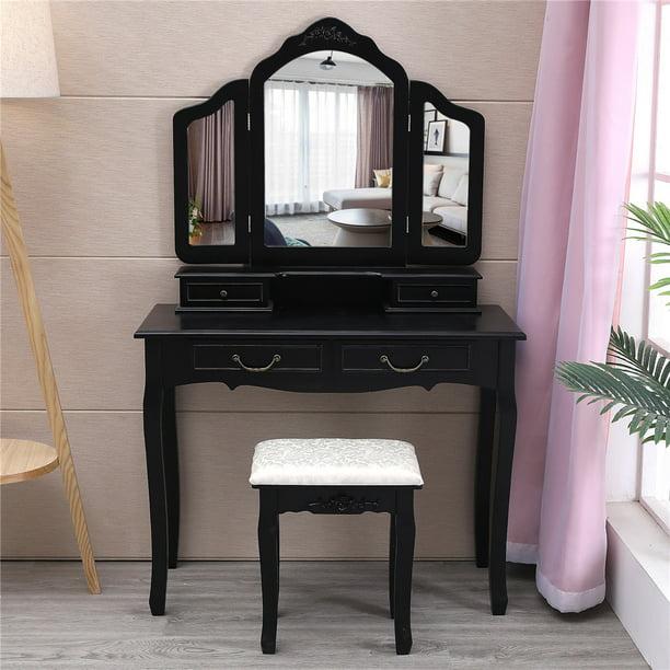 Ktaxon Trifold Mirrors Makeup Vanity