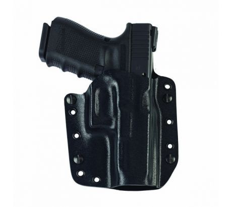 Galco CVS474 Corvus IWB S&W M&P Compact 9 40 Kydex Black by GALCO INTERNATIONAL