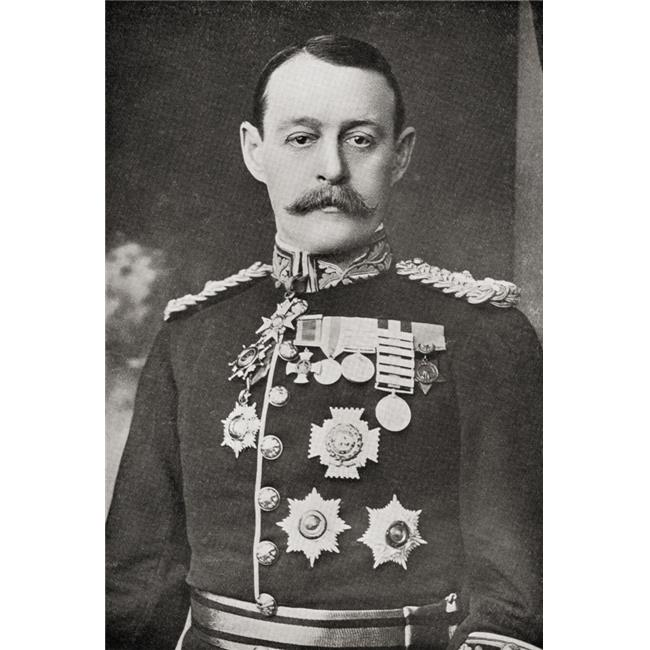 Posterazzi DPI1872860 General Sir Archibald Hunter, 1856 To1936 General In The British Army From The Book South Africa & The Transvaal War by Louis Creswicke Published 1900 Poster Print, 12 x  - image 1 de 1
