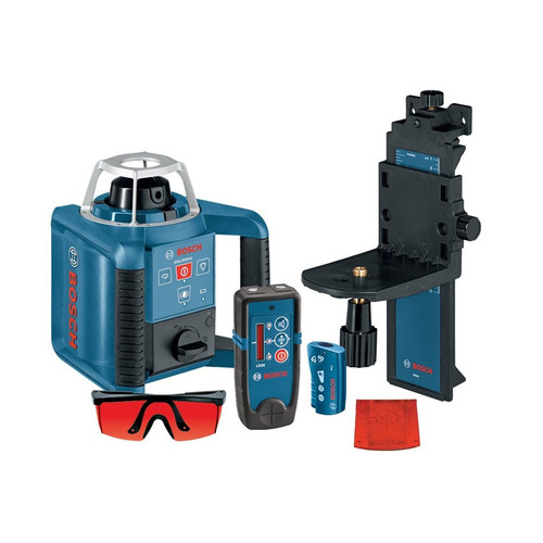 1000 ft. Self-Leveling Rotary Laser with Layout Beam Kit by Your Other Warehouse