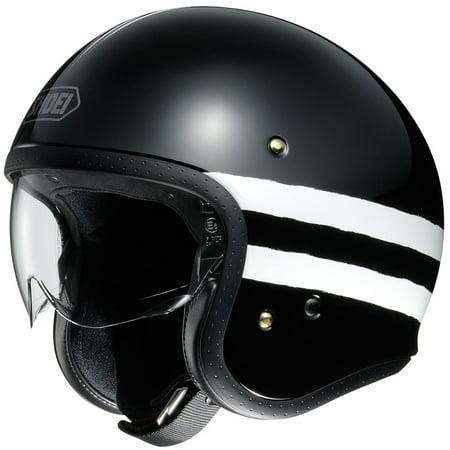 Shoei JO Sequel TC-5 Black White Helmet