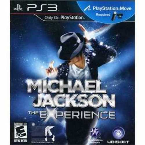 Michael Jackson: The Experience, Ubisoft, PlayStation 3, 008888346296