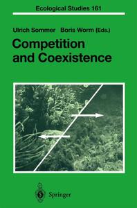 Competition and Coexistence (Ecological Studies)
