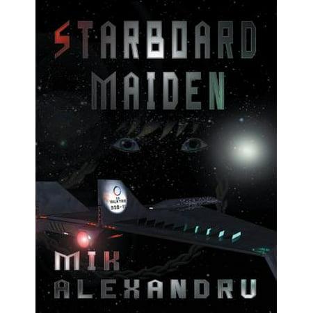 Starboard Maiden - eBook (Stars Board Game)
