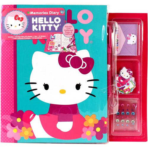 Hello Kitty Memories Diary