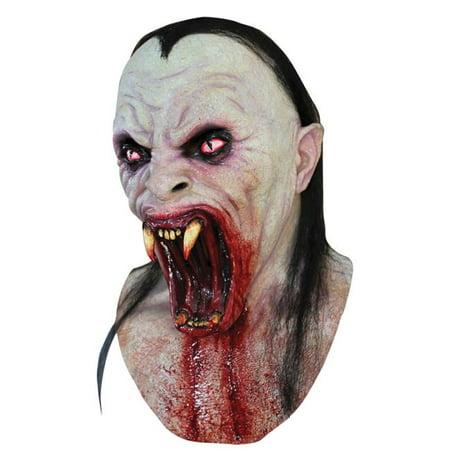 Morris Costumes TB26304 Viper Latex Mask