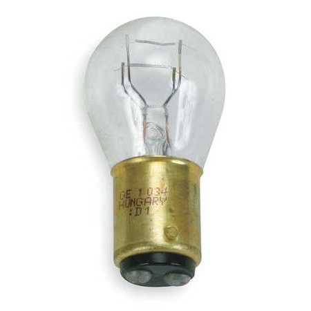 - GE 26775 1034 - 27w S8 BAY15d 12.8v Miniature Automotive Incandescent Light Bulb