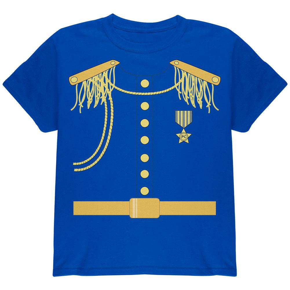Halloween Prince Charming Costume Royal Youth T-Shirt