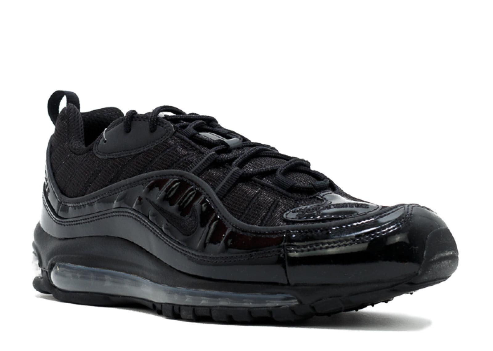 47dbb7d148d Nike - Men - Nike Air Max 98   Supreme  Supreme  Black -844694-001 - Size  11.5