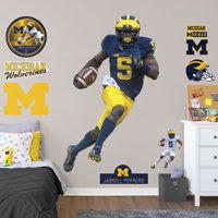 Fathead Jabrill Peppers: Michigan - Life-Size Officially Licensed Removable Wall Decal