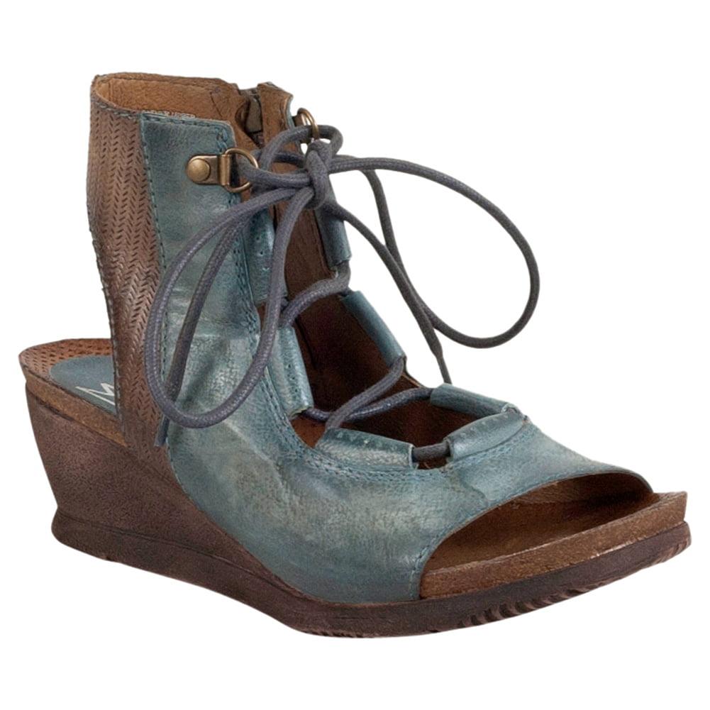 Miz Mooz Satine Women's Sandal Wedge