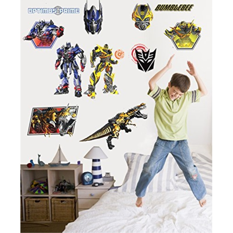 Transformers: Age of Extinction Wall Decals