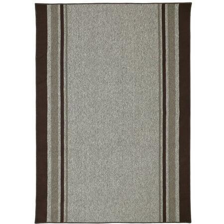 Mainstays Titan Stripe Area Rug](Long Carpet)