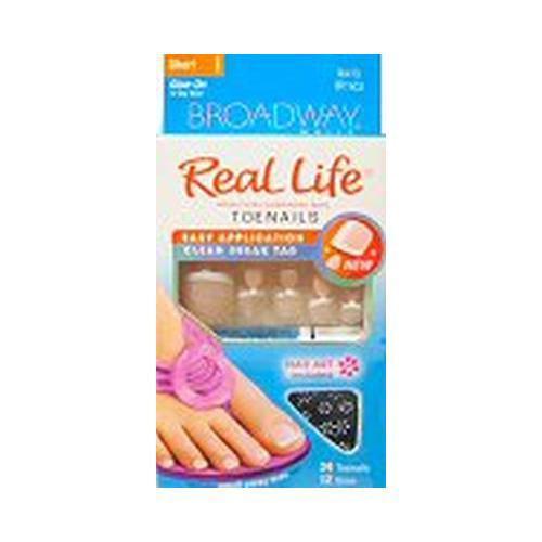 Broadway Real Life Toenails #BRITN03