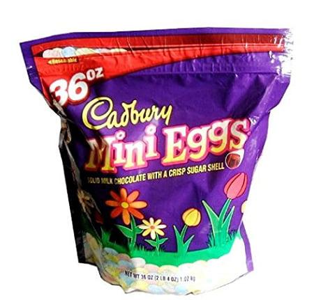 Cadbury Mini Eggs 36 Ounce Bag