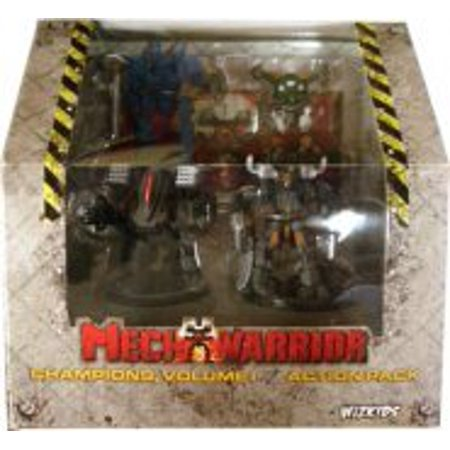 MechWarrior CMG Champions Vol  1 Action Pack (4 Mechs