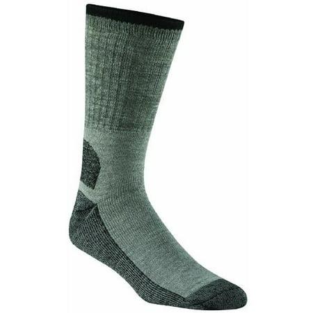 Wigwam Mills S1350-072-XL Work Socks, Gray, Men's XL, 2-Pk.