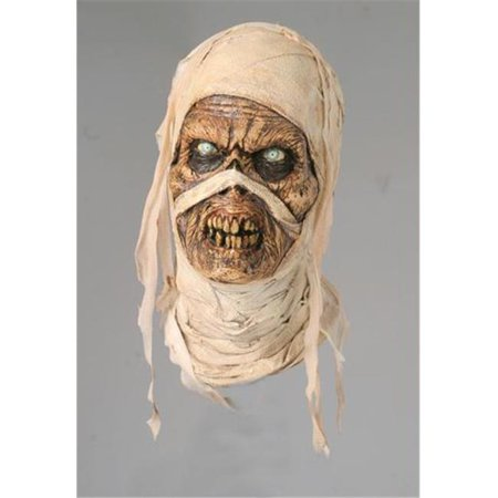 Costumes For All Occasions Ta419 Evil Mummy Mask