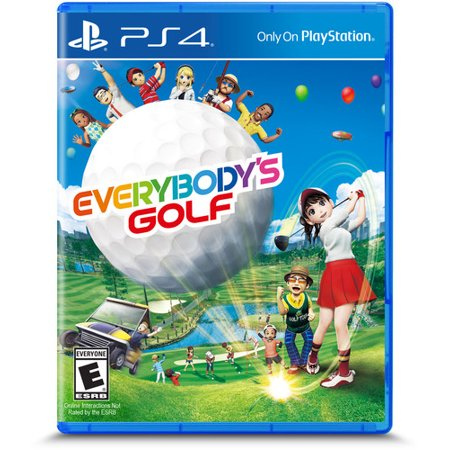 Everybody's Golf, Sony, PlayStation 4, 711719504832