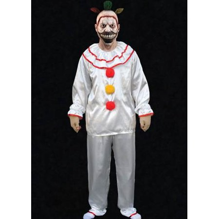 Halloween Scary Story With Food (Twisty The Clown Costume American Horror Story Scary Creepy Freak Show TV)