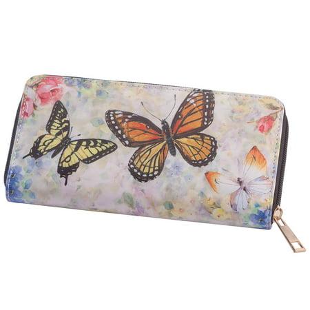 Designer Wallet Butterflies Authentic Designer Wallets