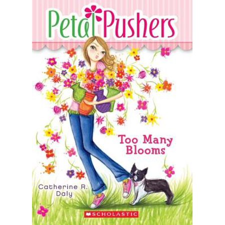 Petal Pushers #1: Too Many Blooms - eBook ()