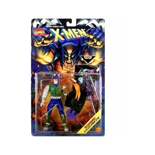 X-Men Mutant Genesis X-Cutioner Action Figure by Toy Biz